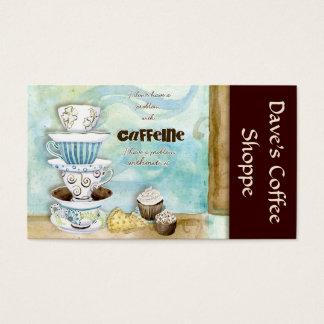 Coffee Shop Cappuccino, Espresso n Latte cards