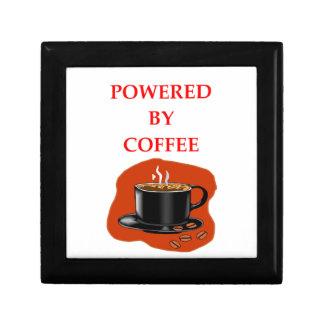 COFFEE SMALL SQUARE GIFT BOX