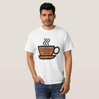 Coffee Snob . T-Shirt