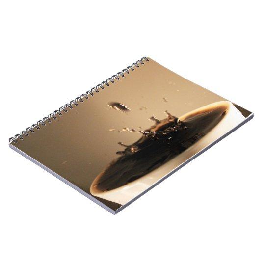 Coffee Splashes Notebooks