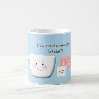 Coffee Sugar Punny Coffee Mug