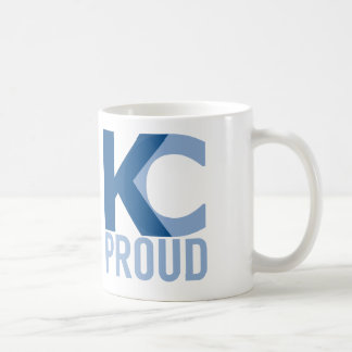 Coffee tastes better with a serving of KC pride! Coffee Mug