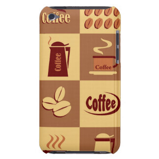 Coffee Time iPod Case iPod Touch Covers