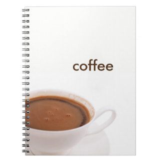 coffee time notebooks