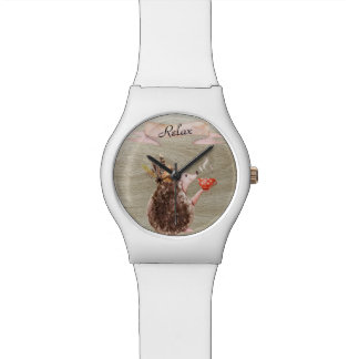 Coffee Time Porcupine Watch