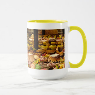Coffee Time/ Tea and Cakes Mug