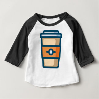 Coffee to go baby T-Shirt