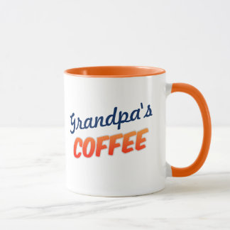 Coffee Two Sugars Mug for Grandpa