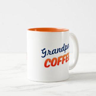 Coffee Two Sugars Mug for Grandpa