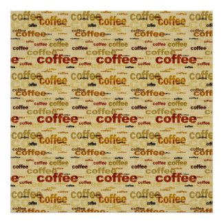 Coffee Wallpaper Posters