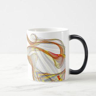 Coffee With Cheer~ Magic Mug
