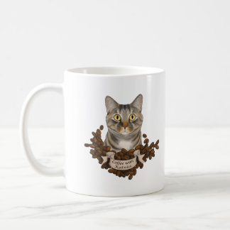 Coffee With Talk To The Paw Coffee Mug