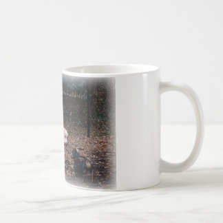 Coffee  with your best friends basic white mug