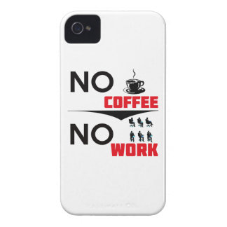 coffee work Case-Mate iPhone 4 cases