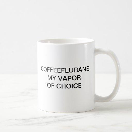COFFEEFLURANE MY VAPOR OF CHOICE MUG