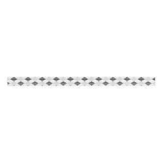 Coffin Argyle Ribbon Grosgrain Ribbon