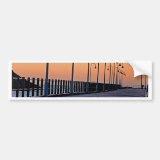 Coffs Harbour Jetty Bumper Stickers