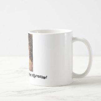 coffy, Hot, Black, and Strong! Coffee Mug