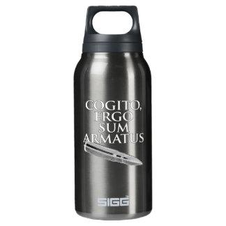 Cogito, Ergo Sum Armatus 0.3L Insulated SIGG Thermos Water Bottle