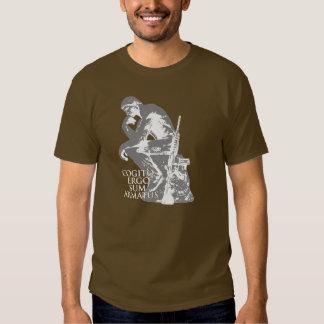 Cogito, Ergo Sum Armatus T Shirt