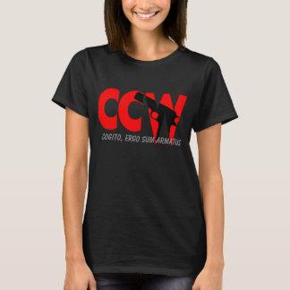 Cogito, Ergo Sum Armatus T-Shirt