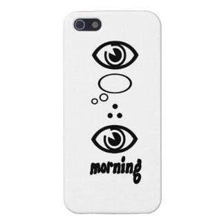 Cogito, ergo sum. iPhone 5 cases