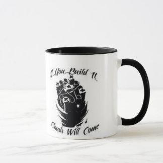 Coil build mug