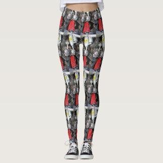coilover shock leggings