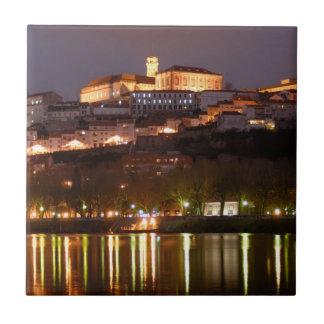 Coimbra Portugal Small Square Tile