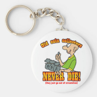 Coin Collectors Keychains