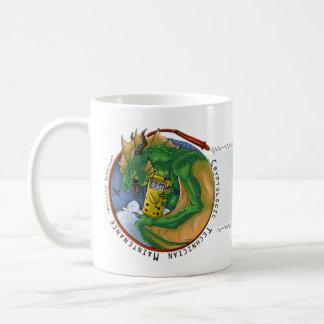 """Coin"" Design Mug (R. Hand)"