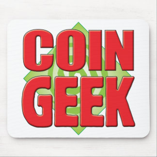 Coin Geek v2 Mousemats