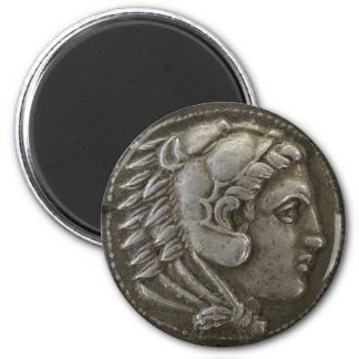 Coin of Alexander the Great Magnet