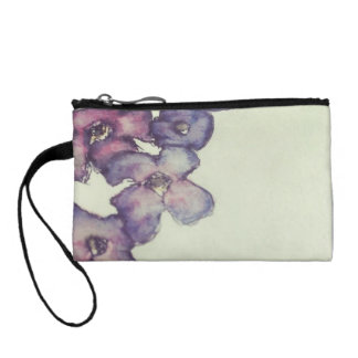 Coin purse - Water flower