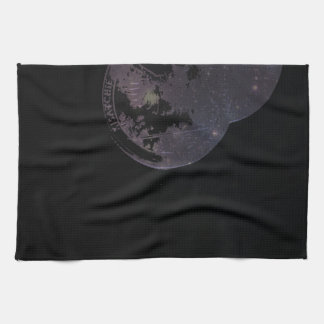 Coins and Constellations Towels