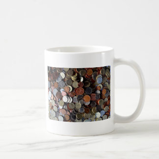 coins art v1 coffee mug
