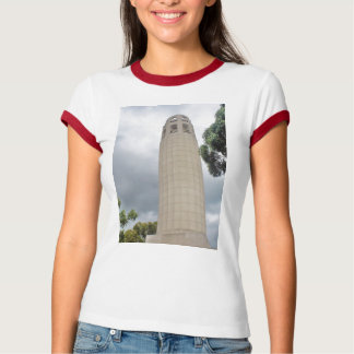 coit tower architecture san fransisco tees