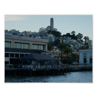 Coit Tower, San Francisco #3-2 Poster