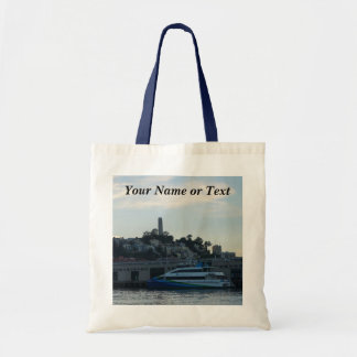 Coit Tower, San Francisco #4 Tote Bag