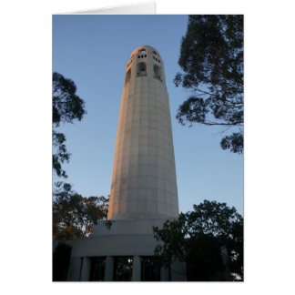 Coit Tower, San Francisco #5 Card