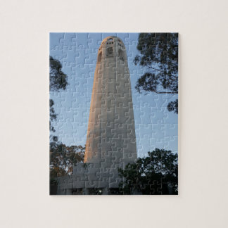 Coit Tower, San Francisco #5 Jigsaw Puzzle