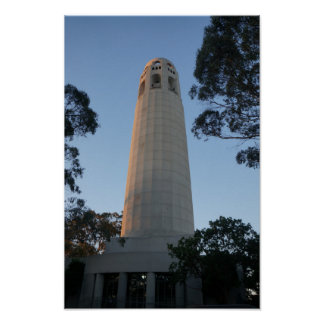 Coit Tower, San Francisco #5 Poster