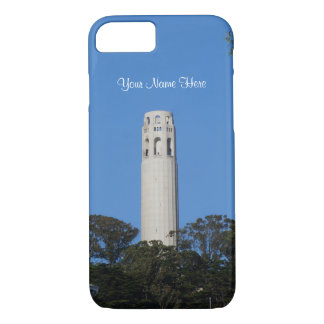 Coit Tower, San Francisco #6 iPhone 8/7 Case