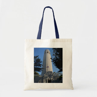 Coit Tower, San Francisco Tote Bag