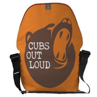 COL Logo V3 Messenger Bag