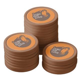COL Logo V3 Poker Chips