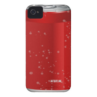Cola Can Funny iPhone 4 Case