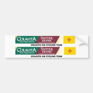 Colavita NM top tube sticker