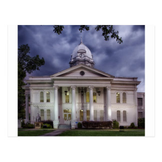 Colbert County Courthouse Postcard