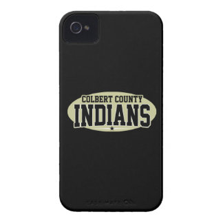 Colbert County; Indians iPhone 4 Covers